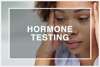 Hormone Testing in Lexington KY