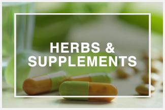 Chronic Pain Lexington KY Herbs and Supplements